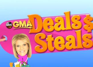 GMA - Deals and Steals