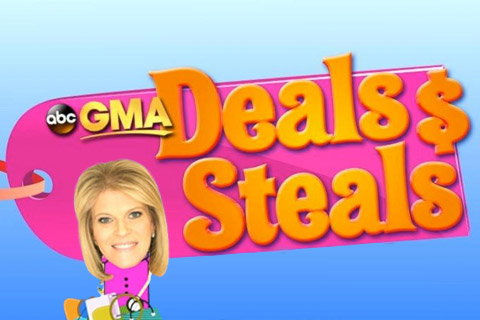 Good Morning America Deals and Steals 7/31/14